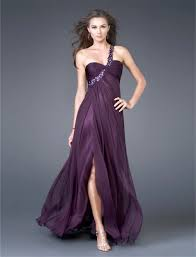 best selling one shoulder prom dresses