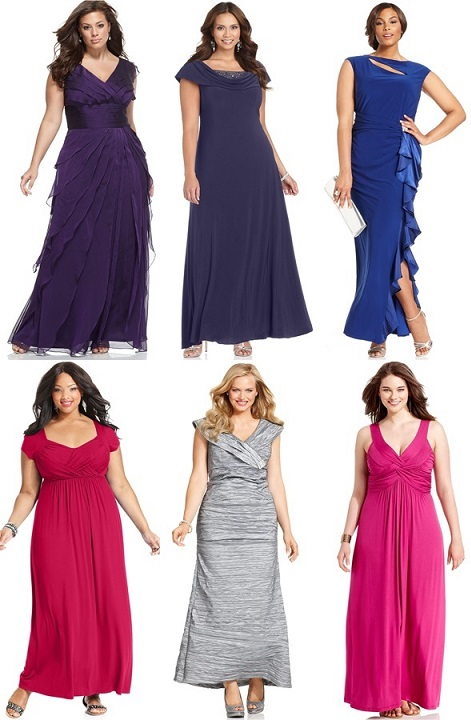 All About Plus Size Womens Formal Dresses
