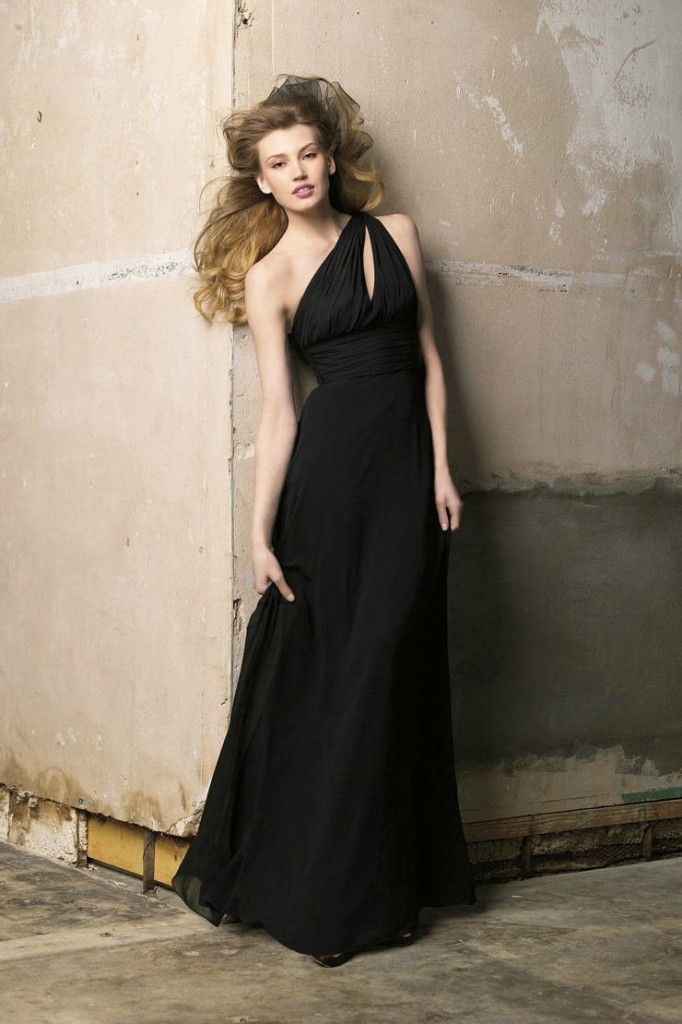Black Elegant Dresses For Women