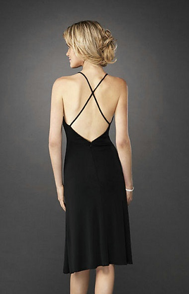 Classy Black Cocktail Dresses For Women