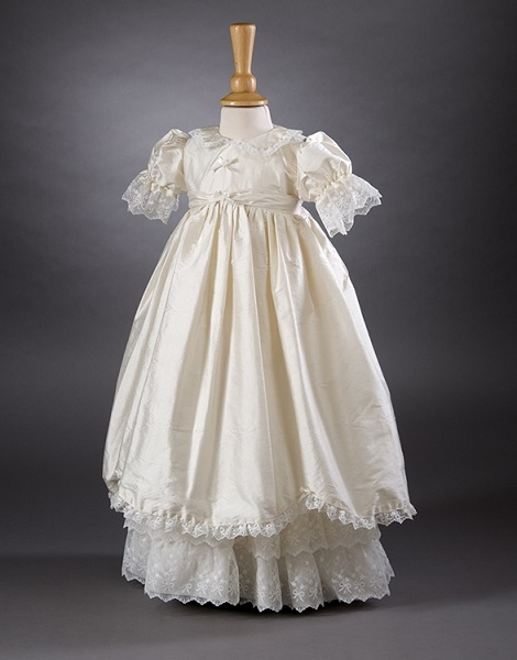 Cute Lace Christening Gowns For Babies