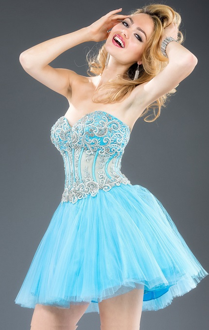 Find The Best Ladies Light Blue Dress