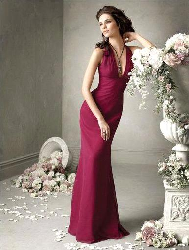 Finding Suitable Formal Evening Gowns   Navy Blue Dress
