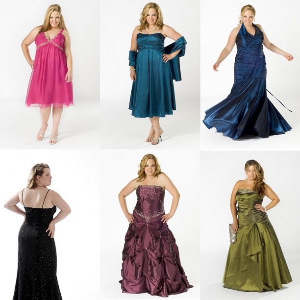 Glamarous Plus Size Evening Dresses For Women