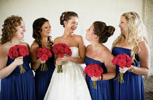 Tips to Find Cheap Navy Blue Bridesmaid Dresses