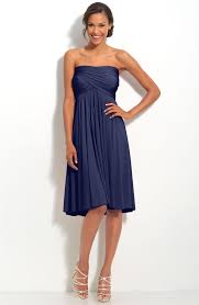 cheap navy blue dress