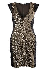 simple sequin dress