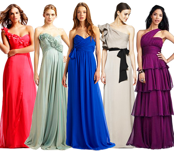 Recommended Long Dresses For Graduation