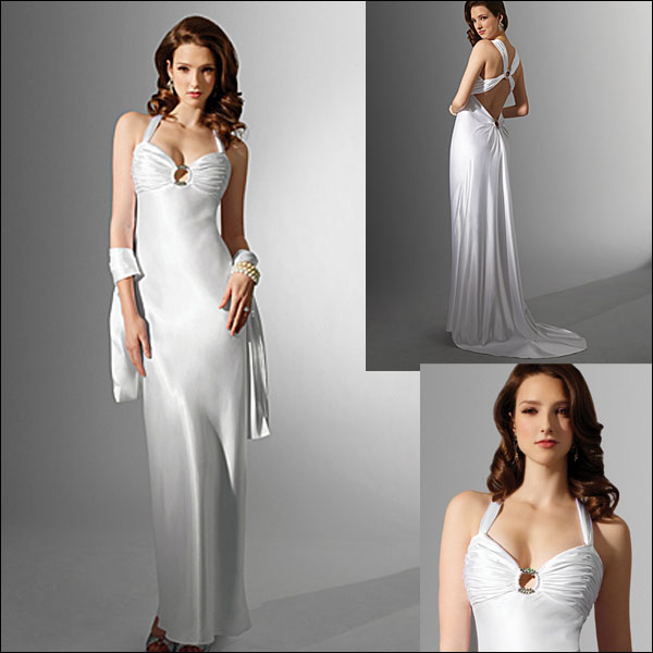 elegant and sexy wedding dresses