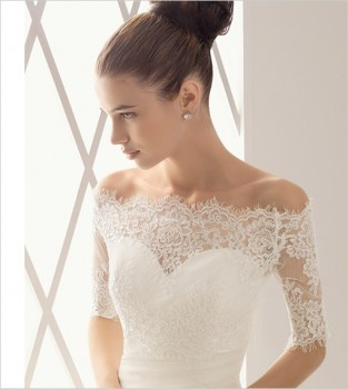 lace bridal gowns reviews